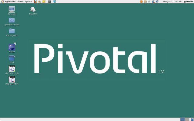 Pivotal HD
